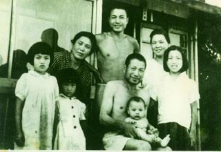 家族集合の写真